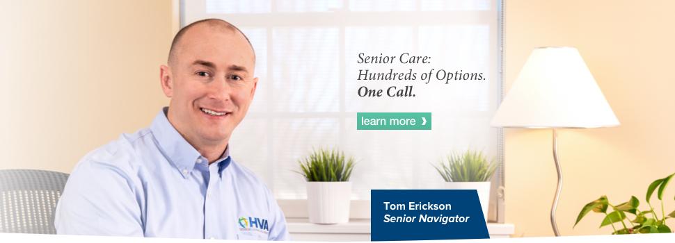 Senior navigator bnr tom